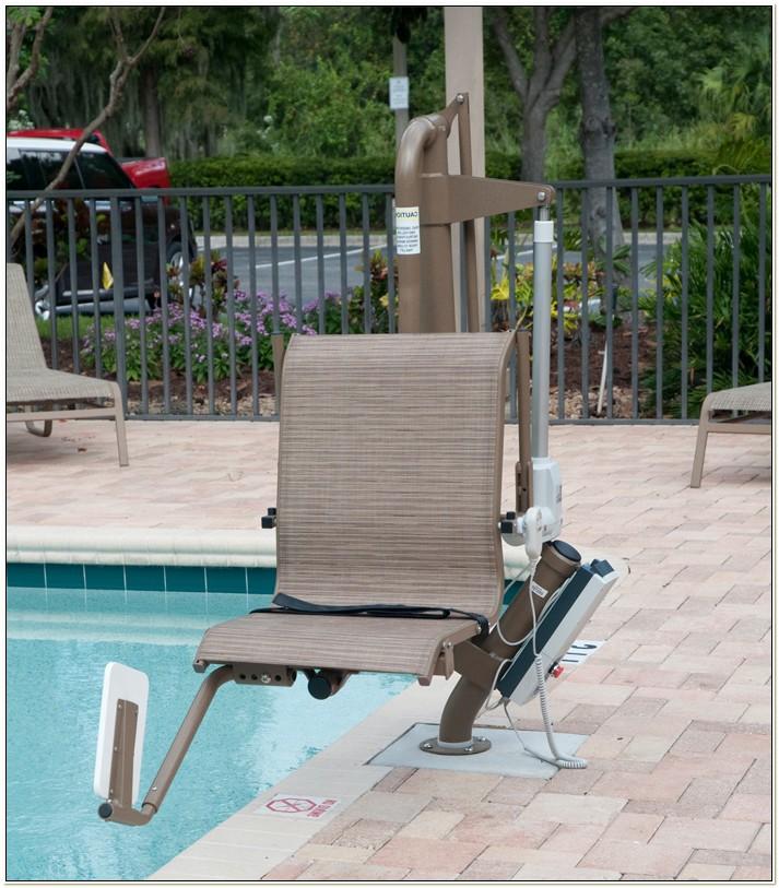 Ada Swimming Pool Chair Lift