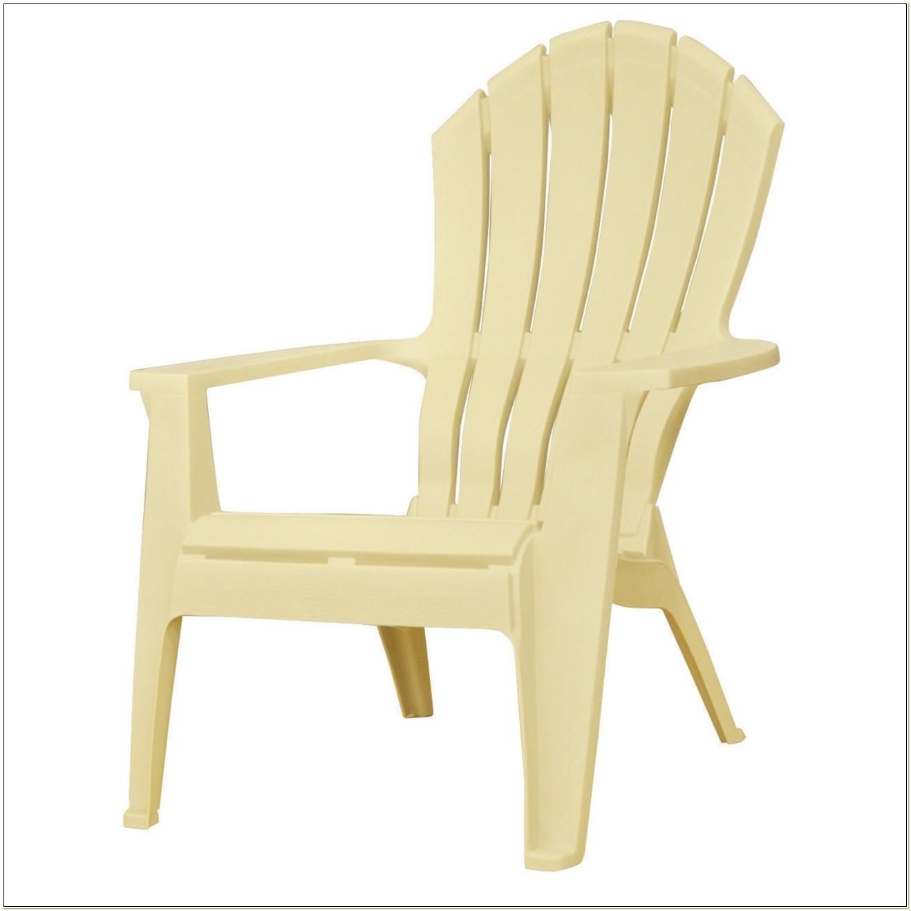 Adams Adirondack Stacking Chair In Banana