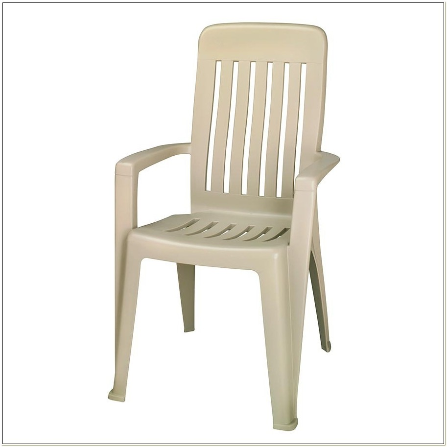 Adams Adirondack Stacking Chair In Clay