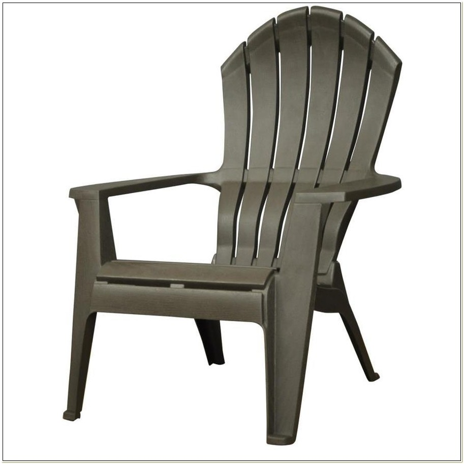 Adams Mfg Corp Brown Adirondack Chair