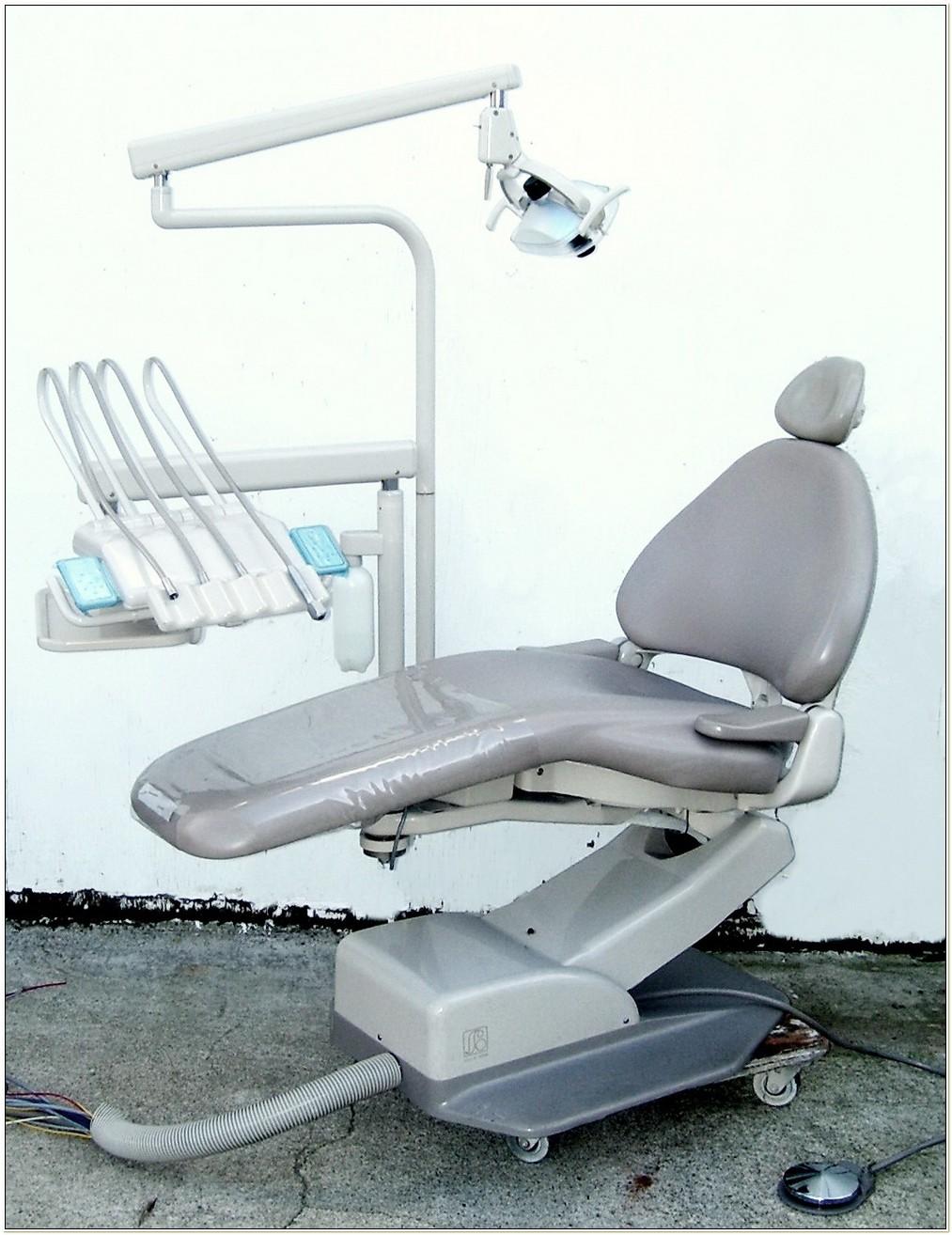 Adec Cascade 1040 Dental Chair Manual