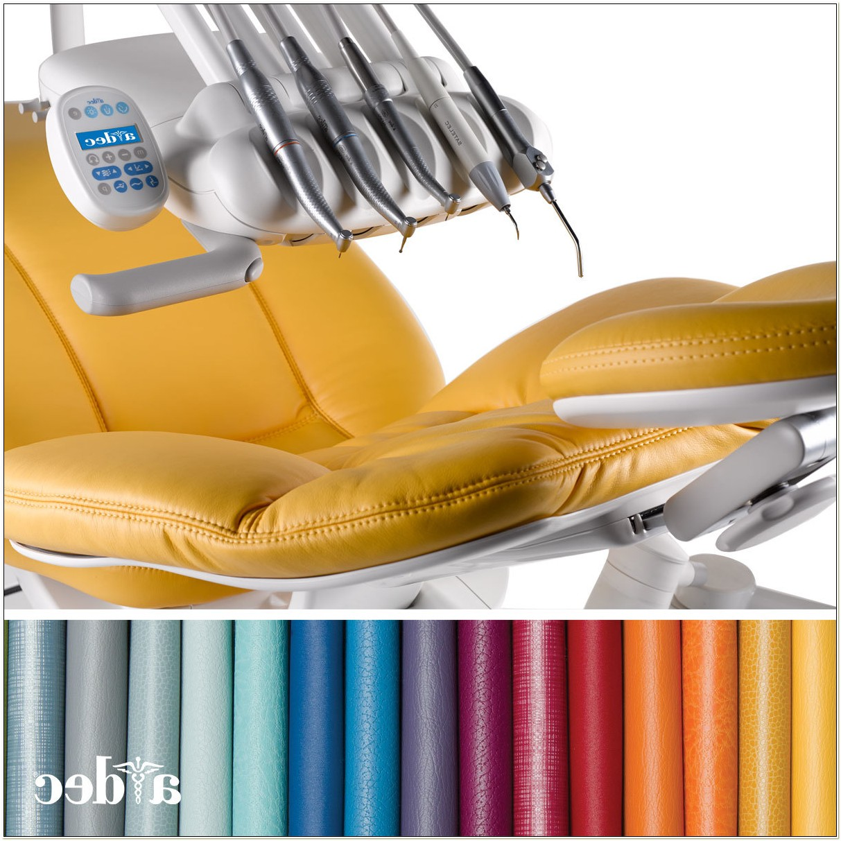 Adec Dental Chair Upholstery