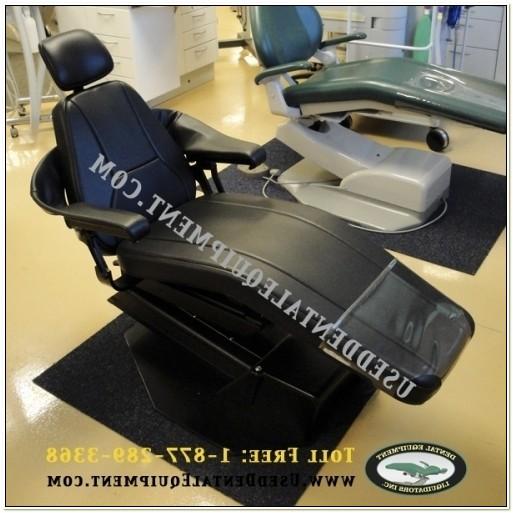 Adec Priority 1005 Dental Chair Upholstery