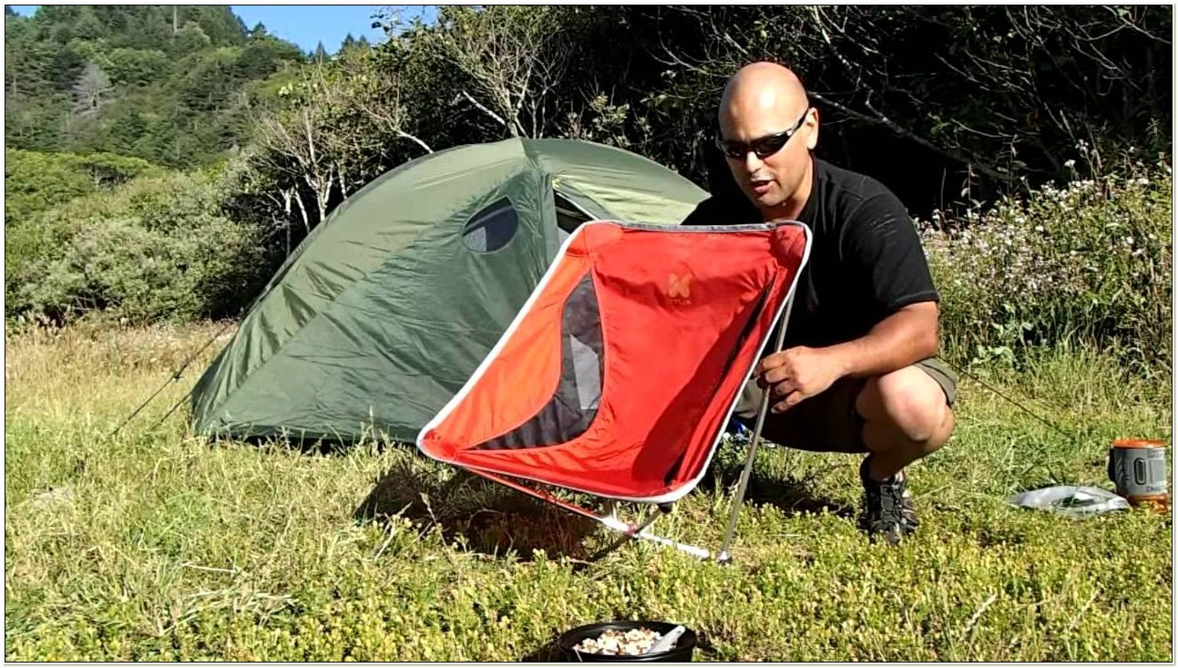 Alite Monarch Butterfly Backpacking Chair