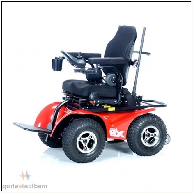 All Terrain Power Wheelchair