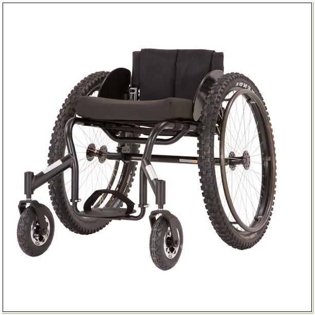 All Terrain Wheelchair Wheel