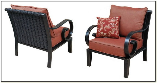 Allen And Roth Outdoor Chairs