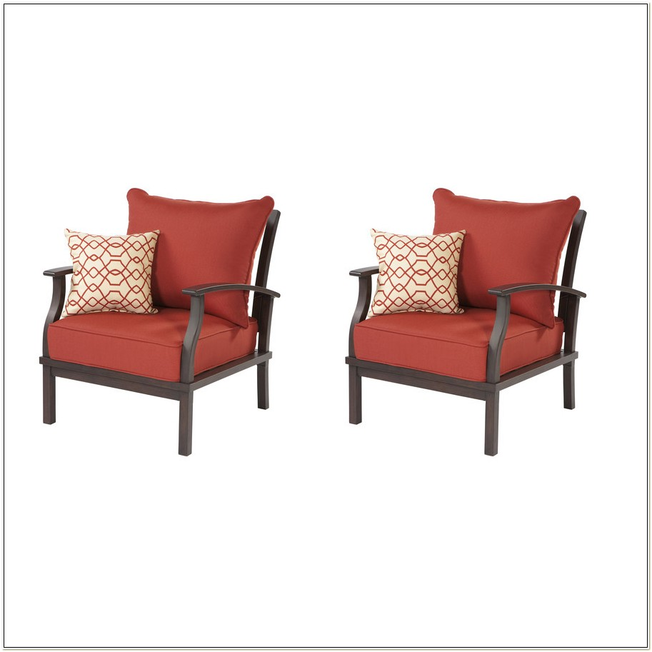 Allen Roth Outdoor Chairs