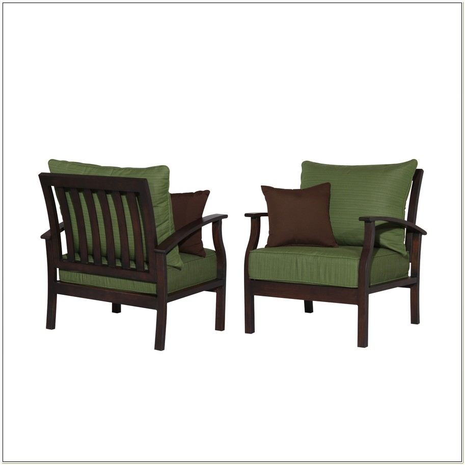 Allen Roth Patio Chairs