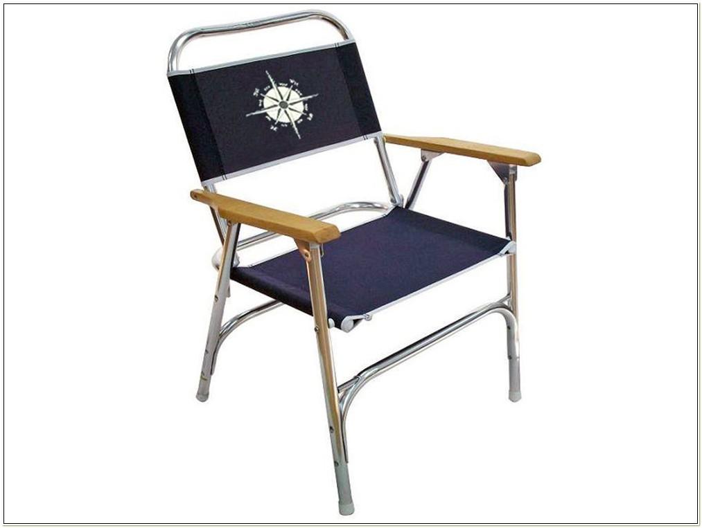 Aluminum Folding Boat Chairs