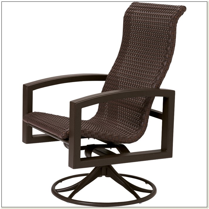 Aluminum Swivel Rocking Patio Chairs