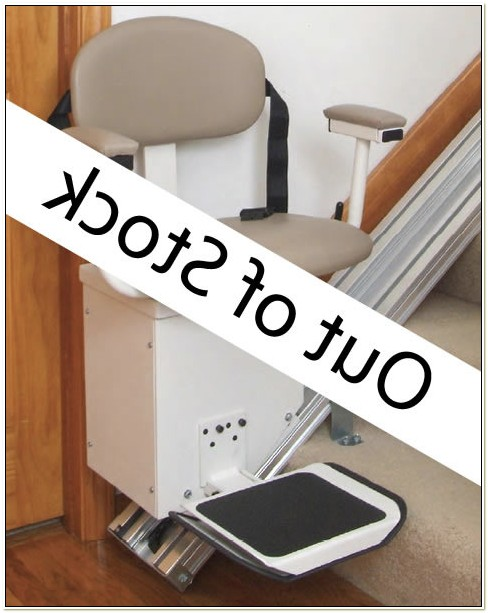 Ameriglide Ac Electric Powered Stair Chair Lift