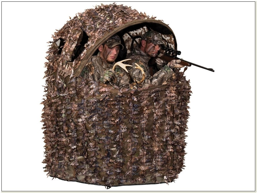 Ameristep Deluxe Tent Chair Blind Realtree Xtra