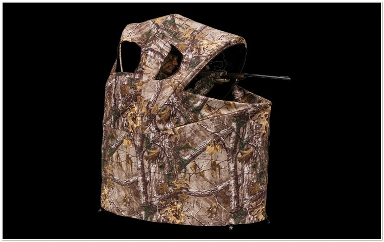 Ameristep Tent Chair Blind Realtree Xtra