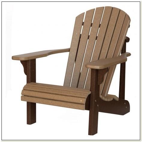 Amish Adirondack Chairs Polywood