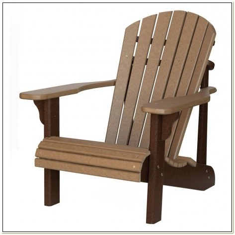 Amish Poly Adirondack Chairs