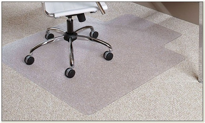 Anti Static Chair Mat For Carpet