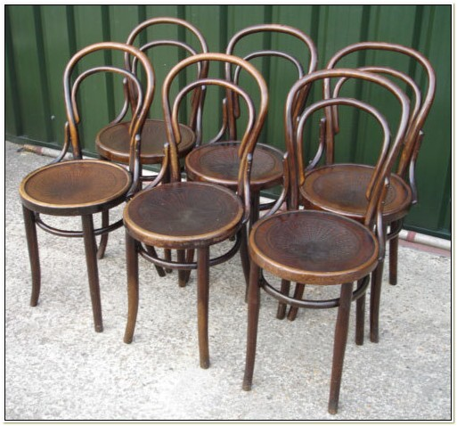 Antique Bentwood Chairs Value