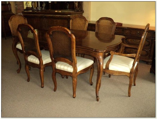 Antique Henredon Dining Room Furniture