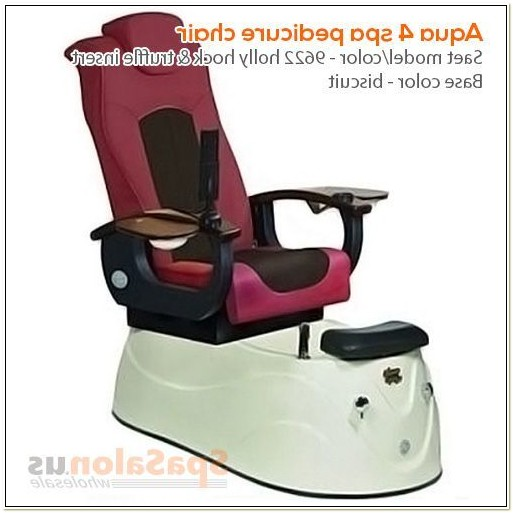 Aqua Spa 4 Pedicure Chair