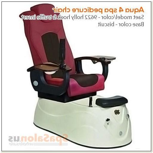 Aqua Spa 4 Pedicure Chair