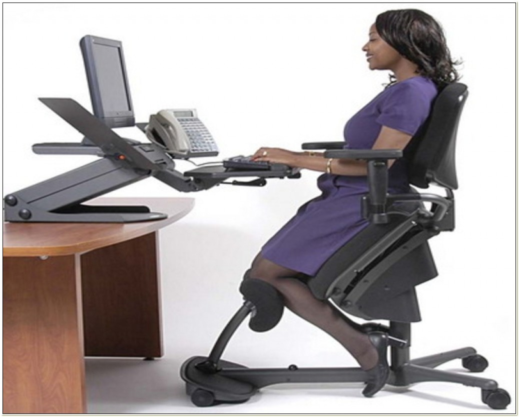 Are Backless Chairs Good For Posture