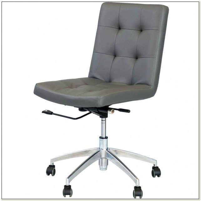 Armless Office Chairs With Wheels