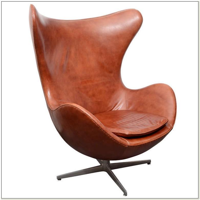Arne Jacobsen Egg Chair Vintage
