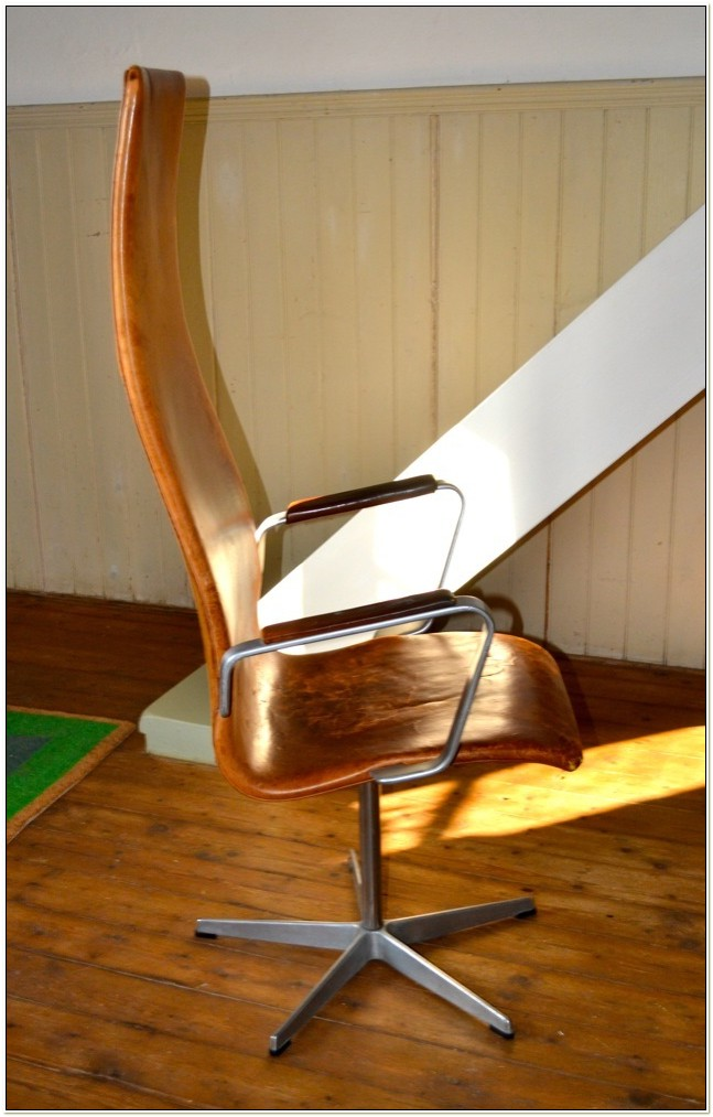 Arne Jacobsen Oxford Lounge Chair