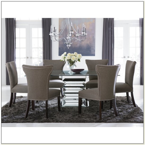 Art Van Upholstered Dining Chairs