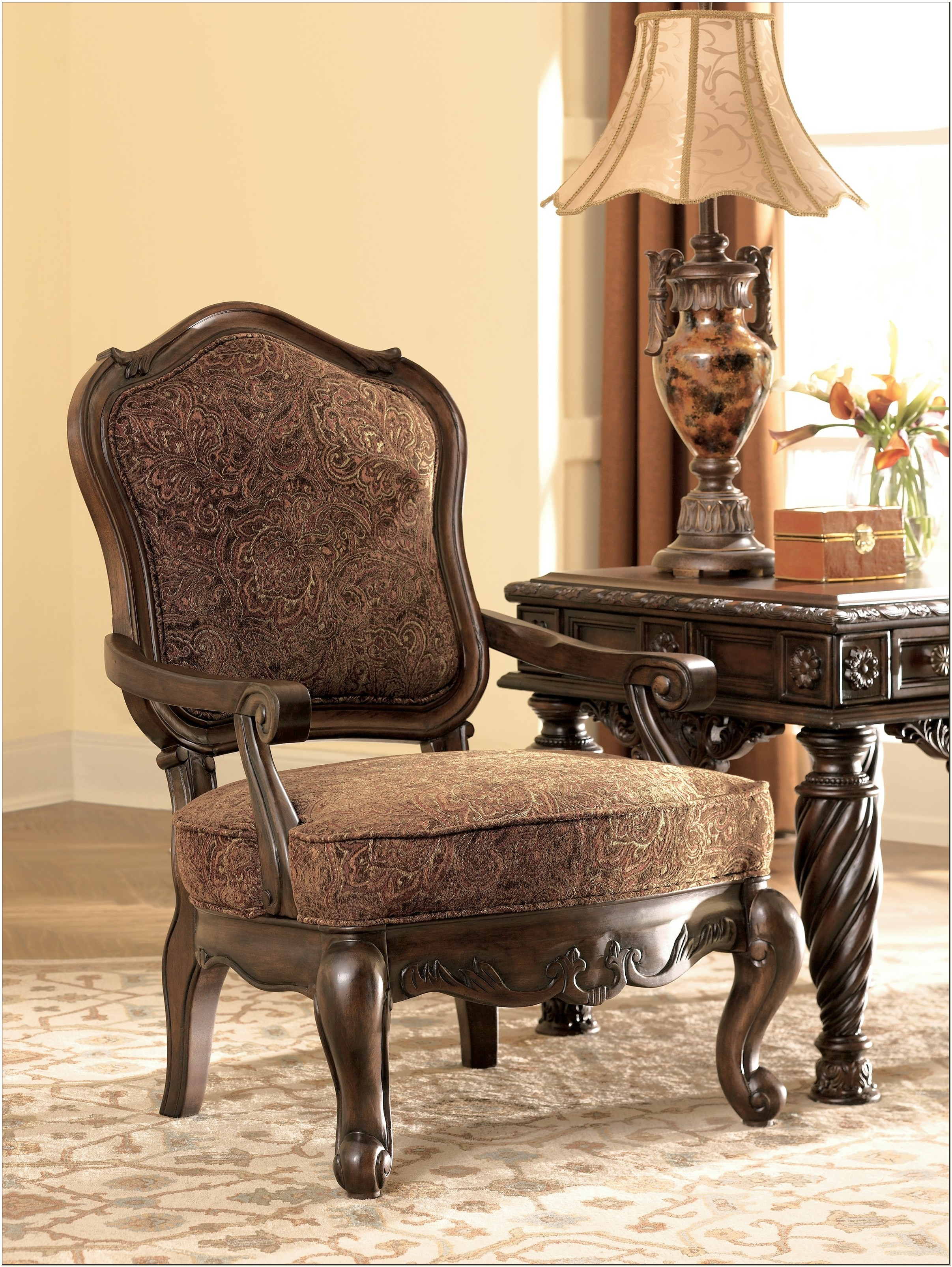 Ashley Furniture Wingback Chairs