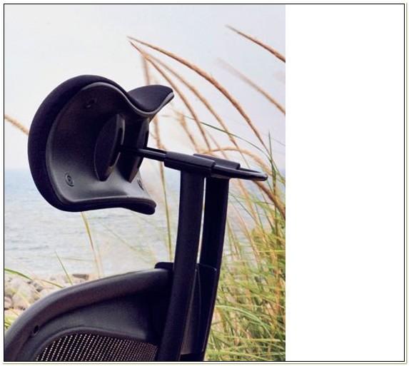 Atlas Headrest For The Aeron Chair