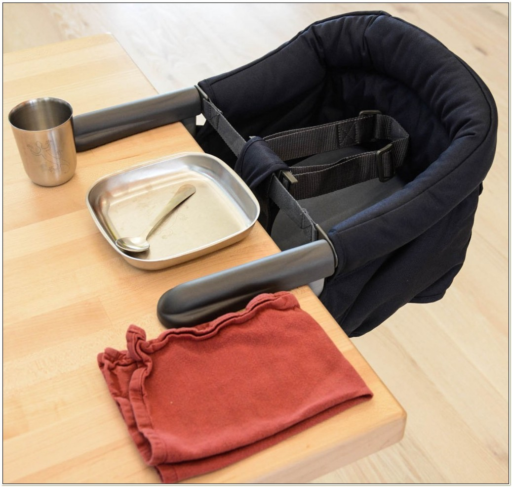 Attachable High Chair To Table