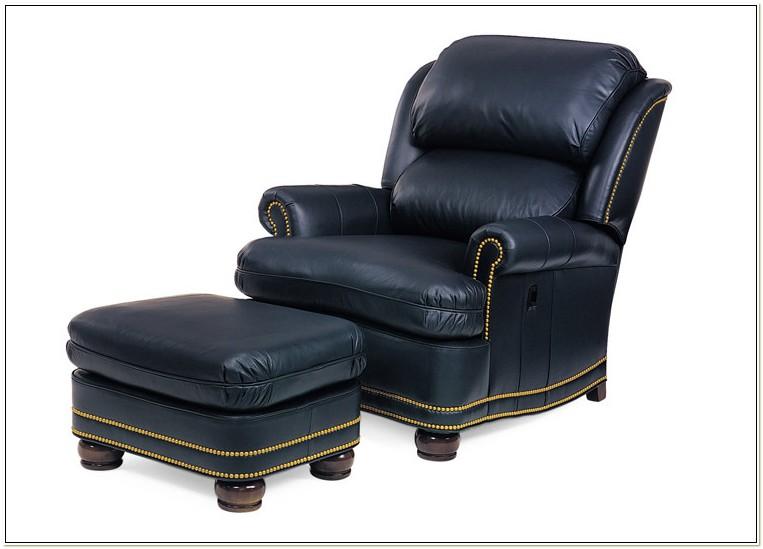 Austin High Back Tilt Chair With Ottoman