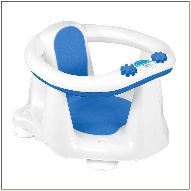 Baby Bath Seat Attaches Tub