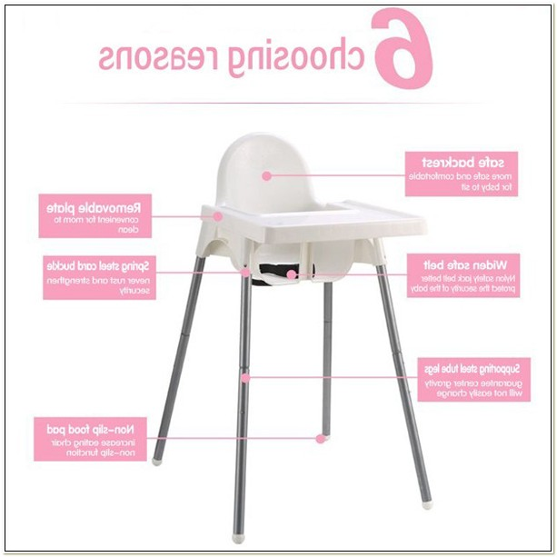 Baby Connection Convenience High Chair