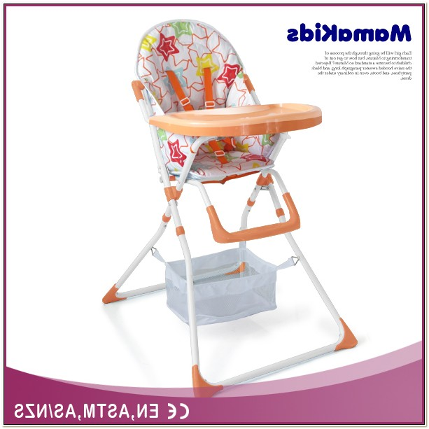 Baby Connection High Chair Manual