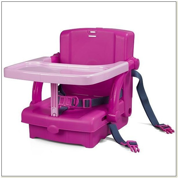 Baby High Chair Portable Feeding Booster Seat
