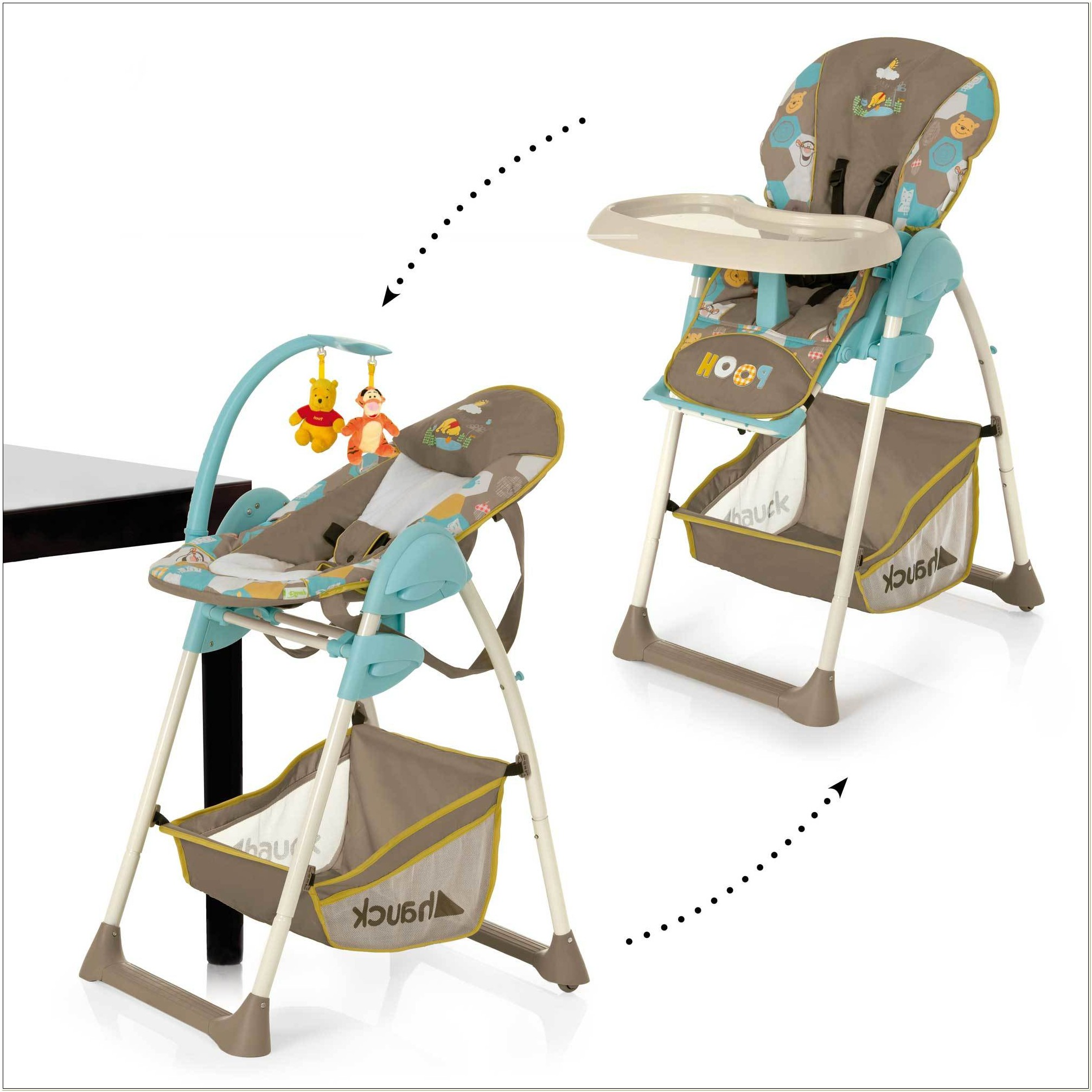 Baby High Chairs That Recline