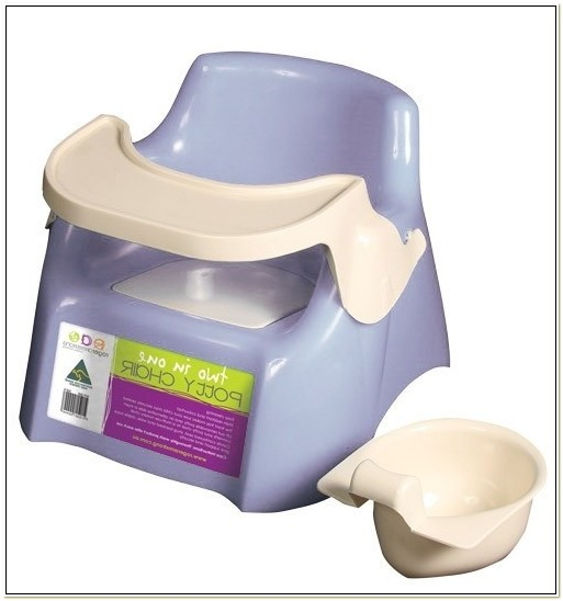 Baby Potty Chair With Tray