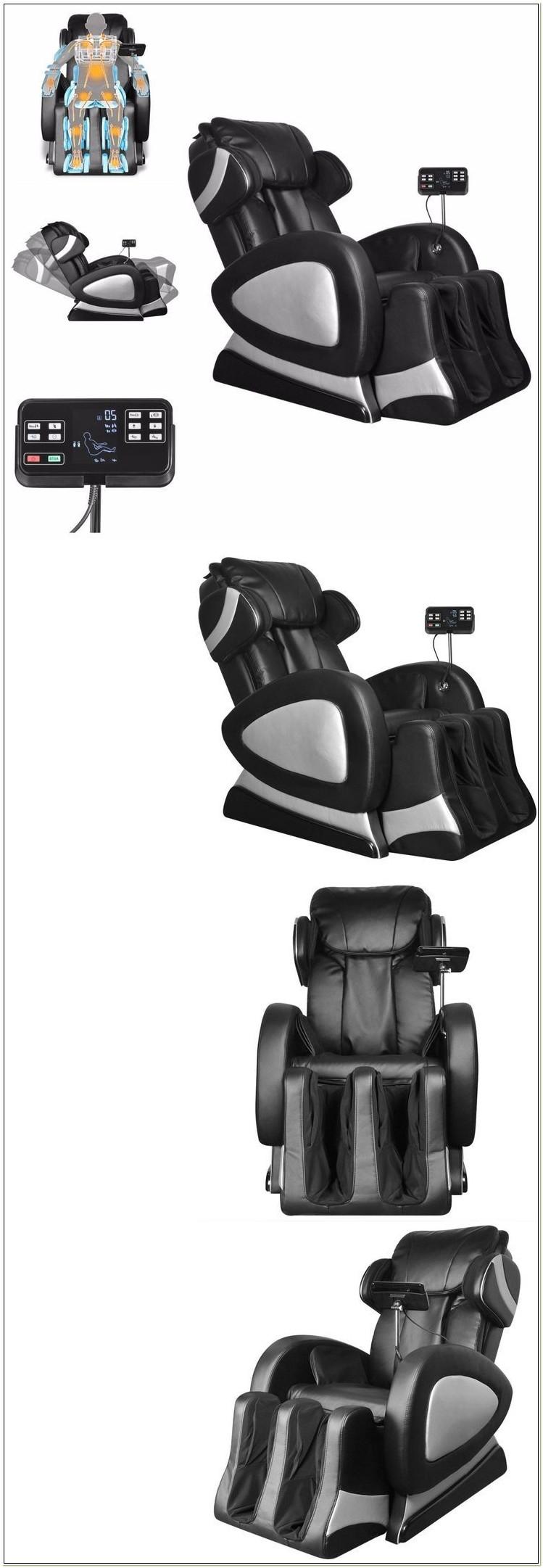 Back Pain After Shiatsu Massage Chair