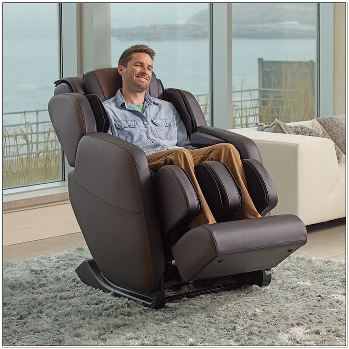 Back Pain After Sitting In Massage Chair