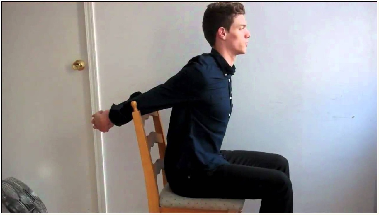 Back Posture Corrector For Chairs
