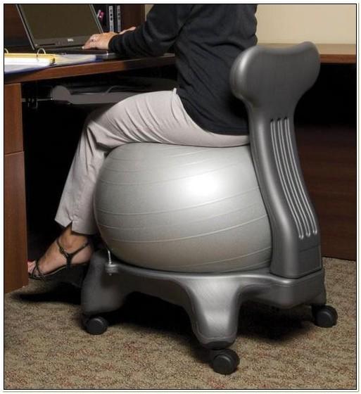 Balance Ball Chair Base