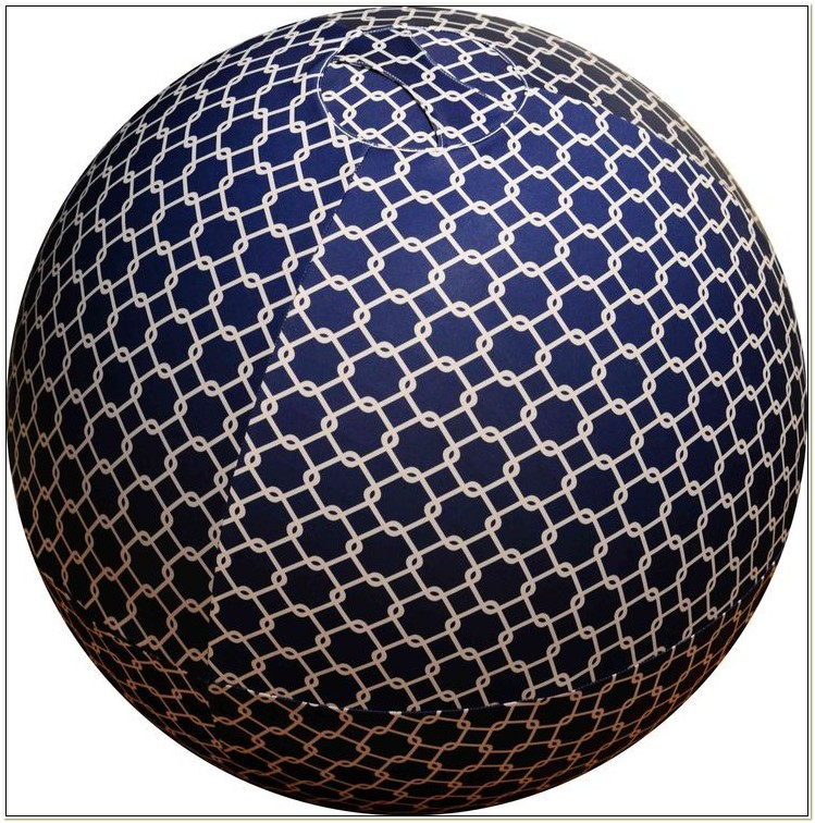 Balance Ball Chair Cover Pattern