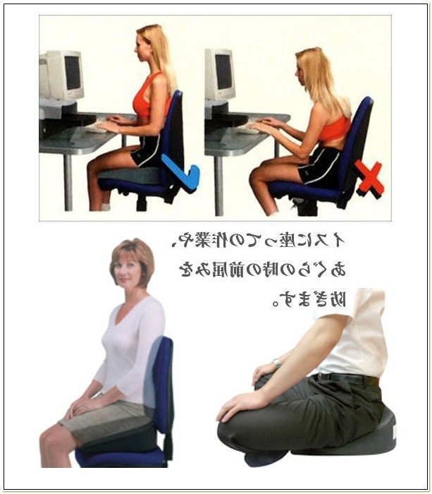 Balance Cushion For Chair