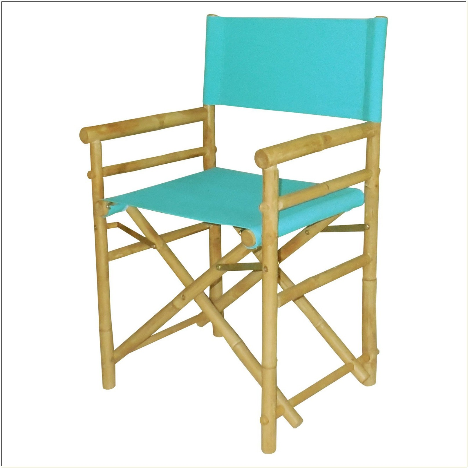 Bamboo Directors Chair Canvas Cover