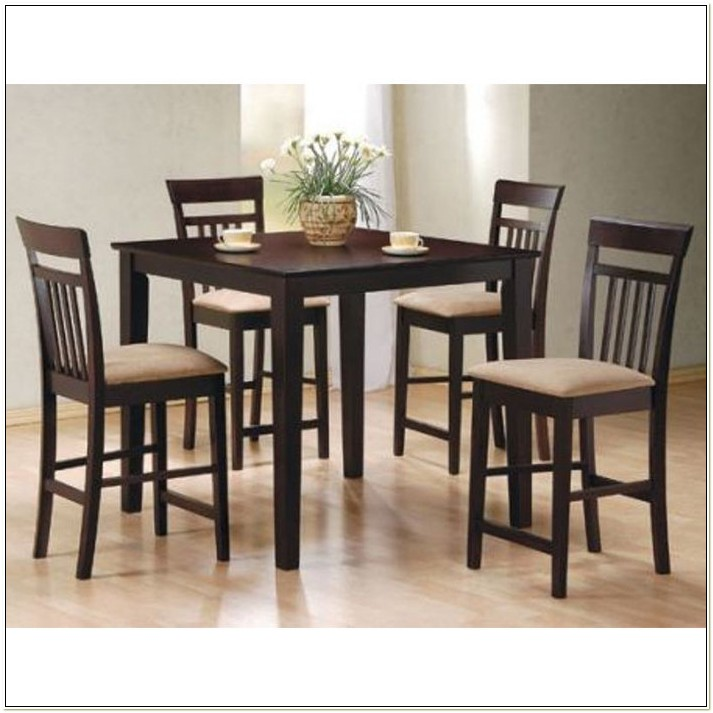 Bar Height Table And Chairs Walmart