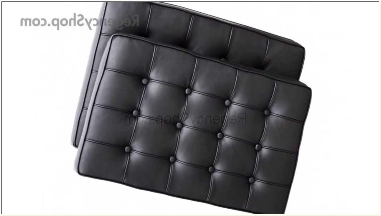 Barcelona Chair Cushion Covers