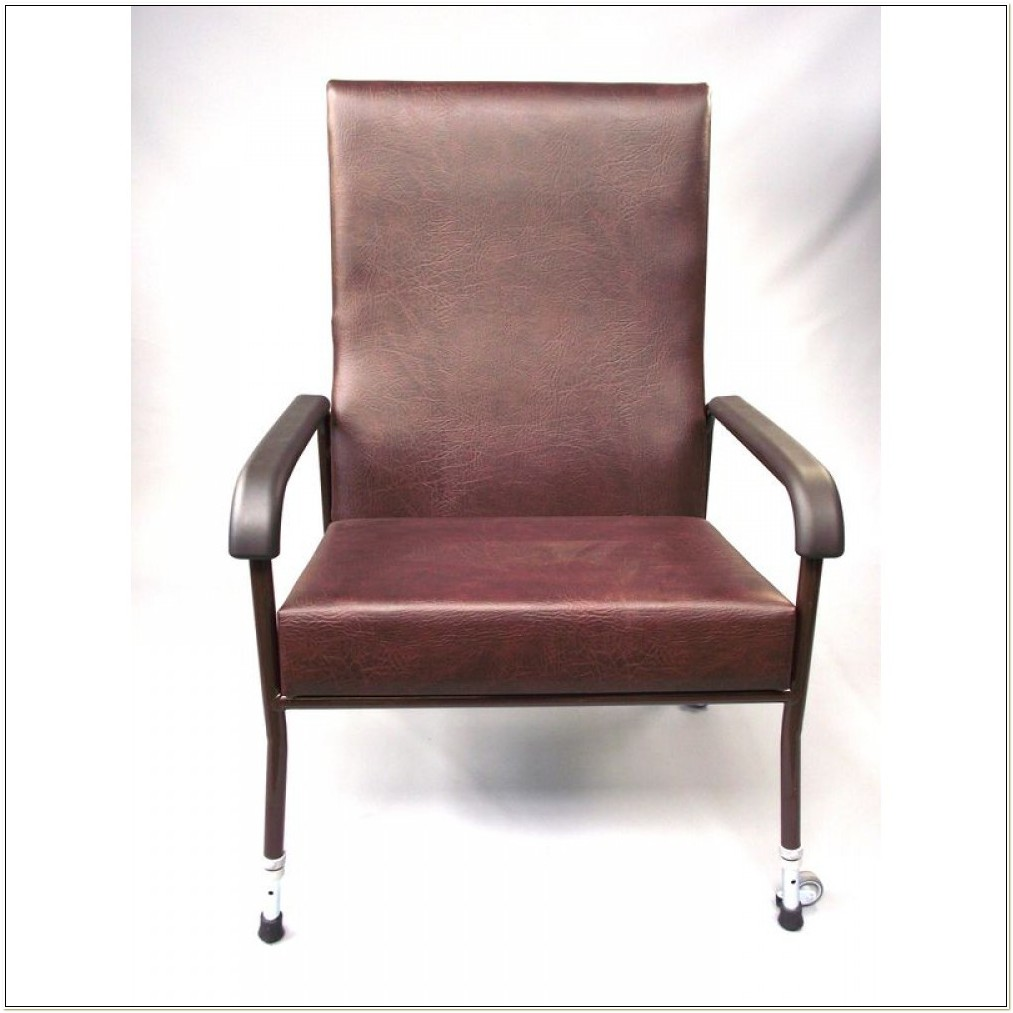 Bariatric High Back Chair